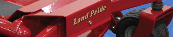 Landpride mower